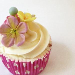 Cupcake Flor 1
