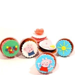 Cupcakes Peppa Pig 4