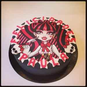 Tarta Monster High
