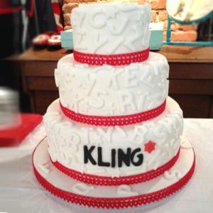 Kling Tea and cake