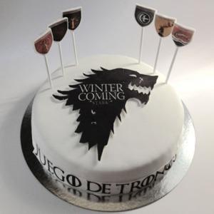 tarta juego de tronos