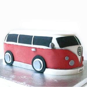 Tarta Volkswagen