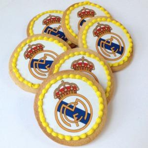 Galletas Real Madrid