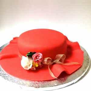 Tarta Sombrero