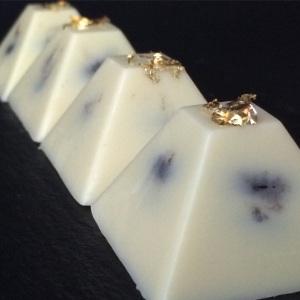 Pirámides de Chocolate
