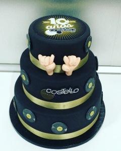 Costello aniversario
